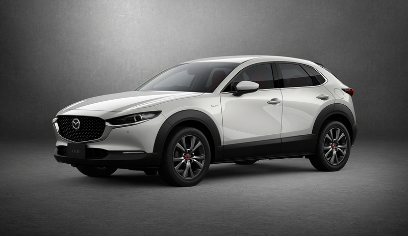 日本Mazda發表新年式CX-30,升級項目跟隨Mazda 3。