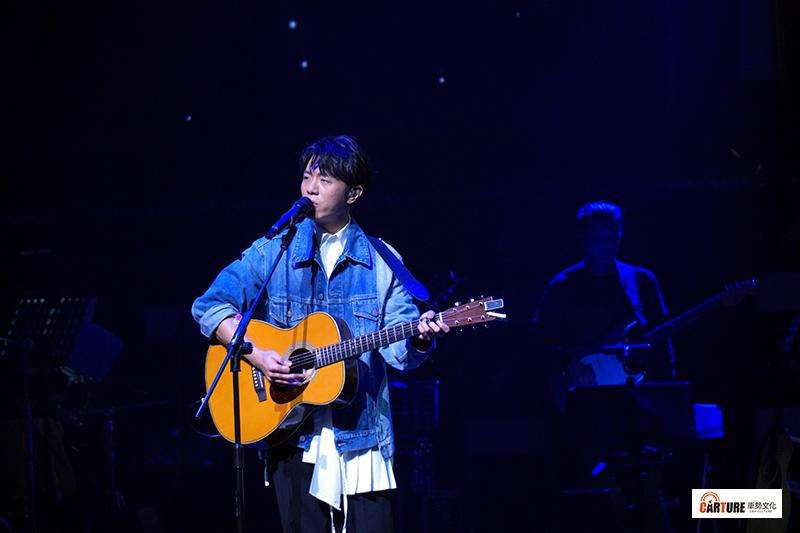 【車勢星聞】韋禮安睽違五年在台北舉辦大型售票演唱會《而立之後》。