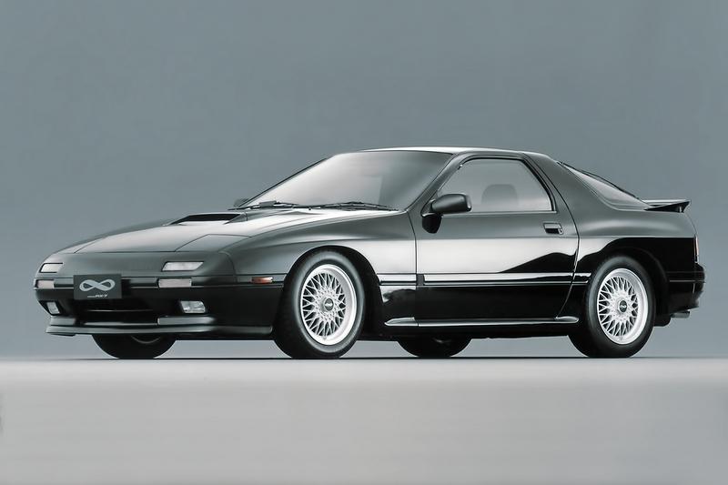 Mazda宣布2021年2月起分別提供FC 30項與FD 60項的RX-7零件。