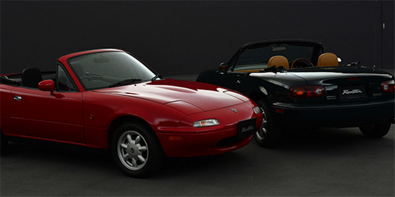 於2017年Mazda也針對NA MX-5提供部分零件修復。