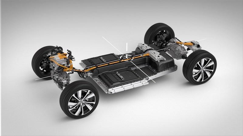 Volvo將於2021年3月推出新款搭載CMA平台電動車。