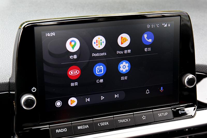 不到60萬就能享有無線Apple Carplay/Android Auto功能。