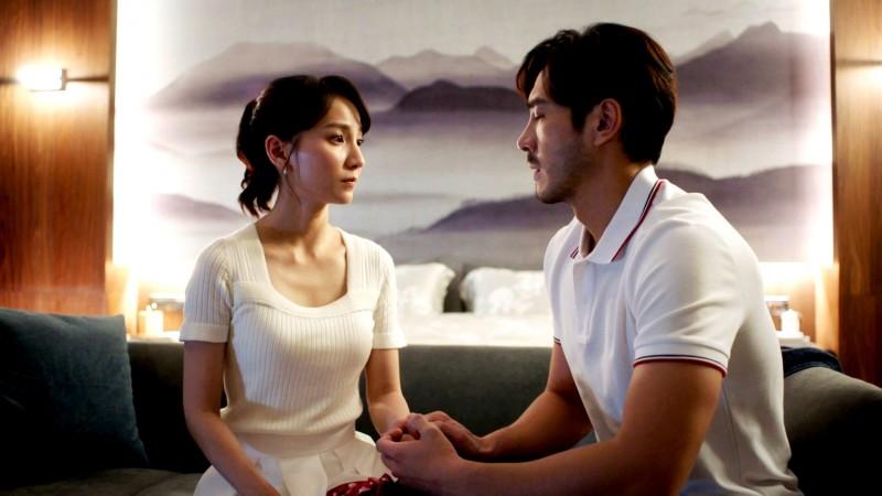 【車勢星聞】《未來媽媽》主要演員李至正(右起)、張寗。(圖:三立提供)