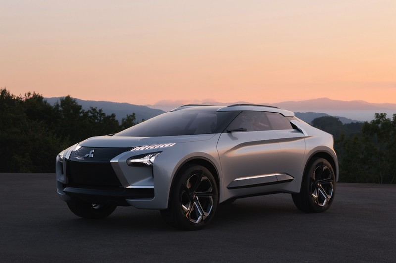 有報導指出Mitsubishi將要推出e-Evolution量產版。