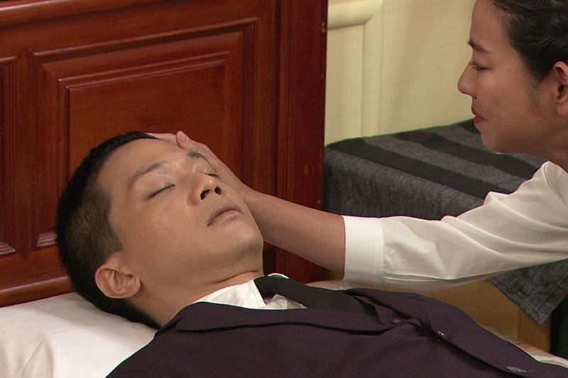 【車勢星聞】《生生世世》演員薛仕凌詮釋死亡傳神到位。(圖:台視提供)