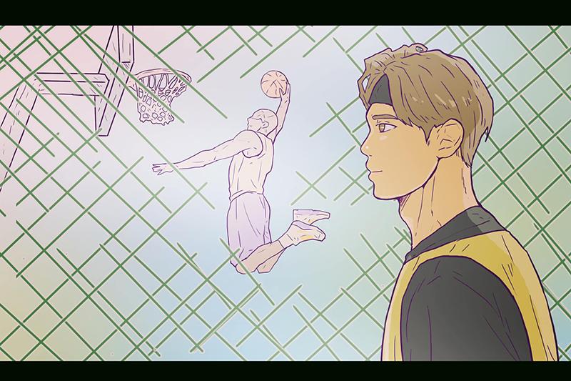 【車勢星聞】陳零九新作《星星》致敬籃球巨星Kobe。(圖:滾石唱片提供)