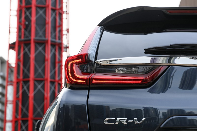 Honda於俄羅斯僅提供CR-V與Pilot等車款。
