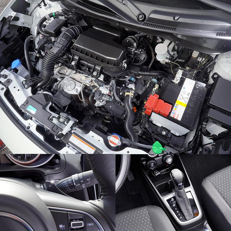 小改款Swift在換上新的輕油電動力系統後,在動力輸出上犧牲不少。