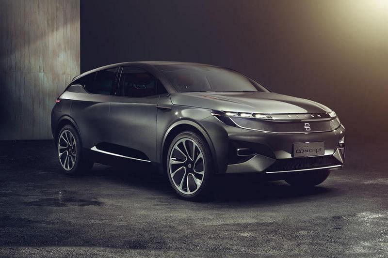 BytonByton於2017年推出電動概念車,但至今依舊未看見量產車身影,甚至2020年6月還因財務宣布停止營運。