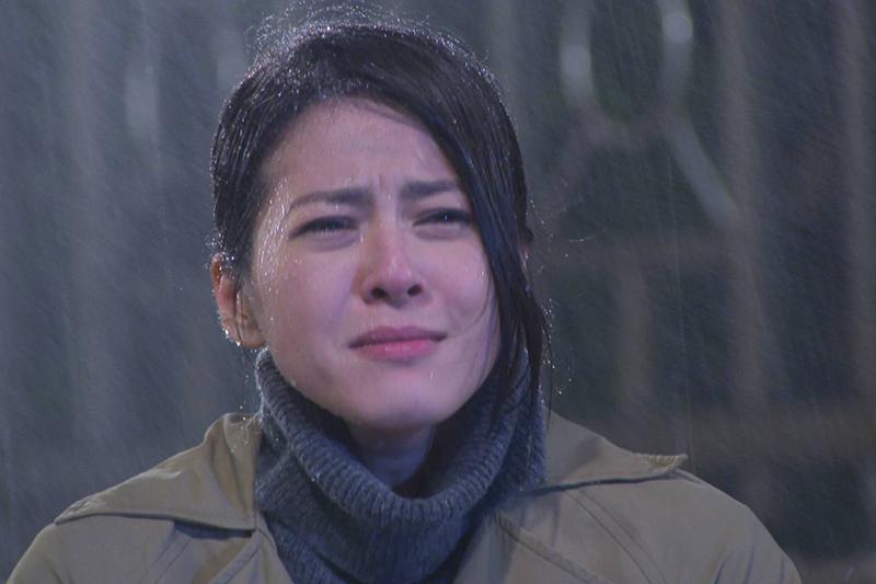 【車勢星聞】藝人蘇晏霈在民視八點檔《多情城市》最近的劇情都讓她變成哭戲擔當。(圖:民視提供)