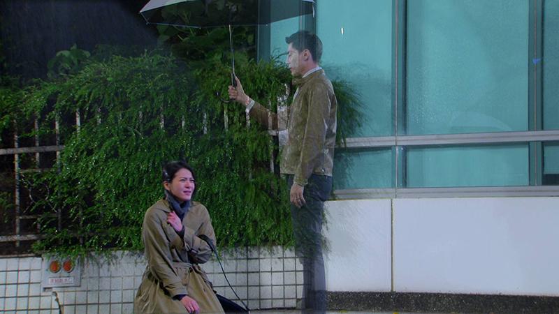 【車勢星聞】蘇晏霈(右起)跟王凱在劇中刻苦銘心的愛情讓觀眾印象深刻。(圖:民視提供)