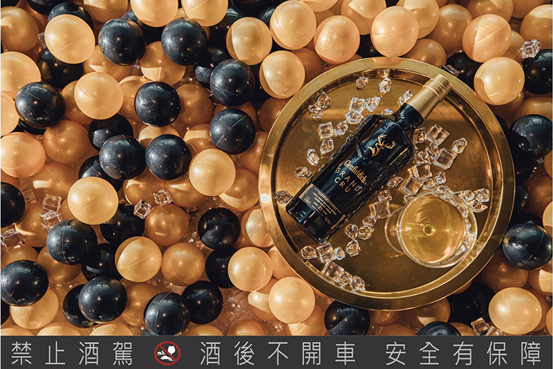 【車勢品酒】格蘭菲迪以奢華系列酒品打造歲末頂級私藏盛宴。(圖:品牌提供)