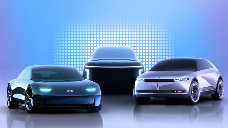 報導指出Apple正與Hyundai商討合作打要電動車,最快2024年就會推出。