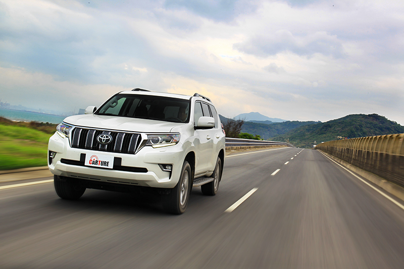 不僅行路反應舒適,標配的TSS系統更讓行車安全萬無一失。