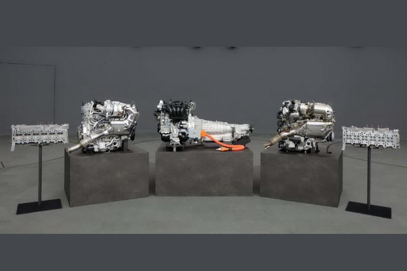 目前已知Mazda會在2022年帶來直六引擎與後輪驅動系統。
