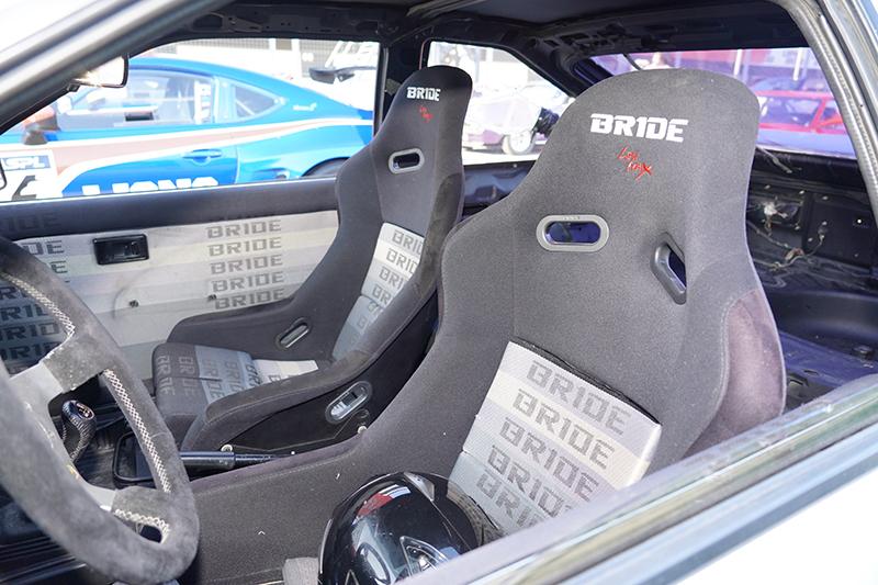【車勢星聞】電影《叱咤風雲》在賽車場舉辦盛大首映會-Toyota AE86 。