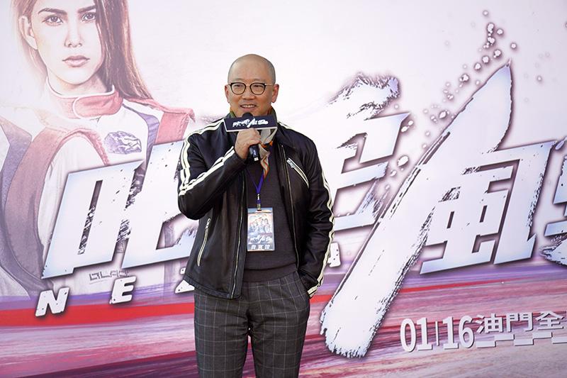 在《叱咤風雲》電影首映活動中,麗寶樂園度假區副董事長陳志鴻在致詞時表示麗寶賽車場的「G2賽道」已通過FIA認證。