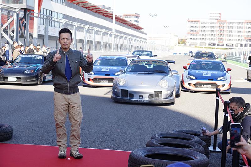 【車勢星聞】賽車電影《叱咤風雲》主要演員范逸臣。