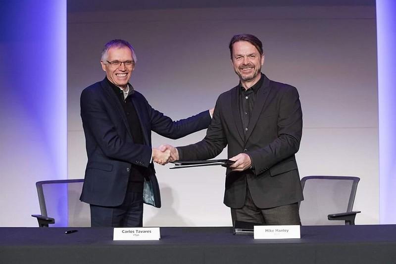 PSA與FCA合併成立的Stellantis已於日前正式掛牌上市。