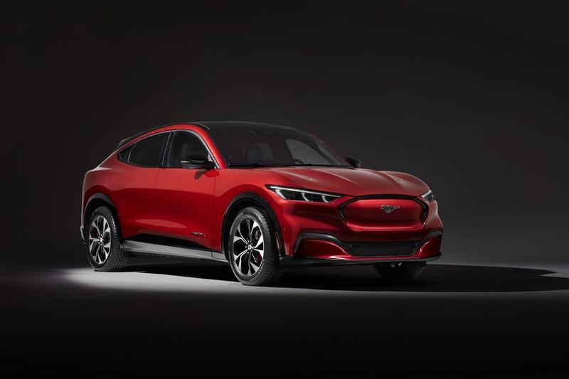 由於Mustang Mach-E表現頗佳,因此有消息傳出Chevrolet有意跟進。