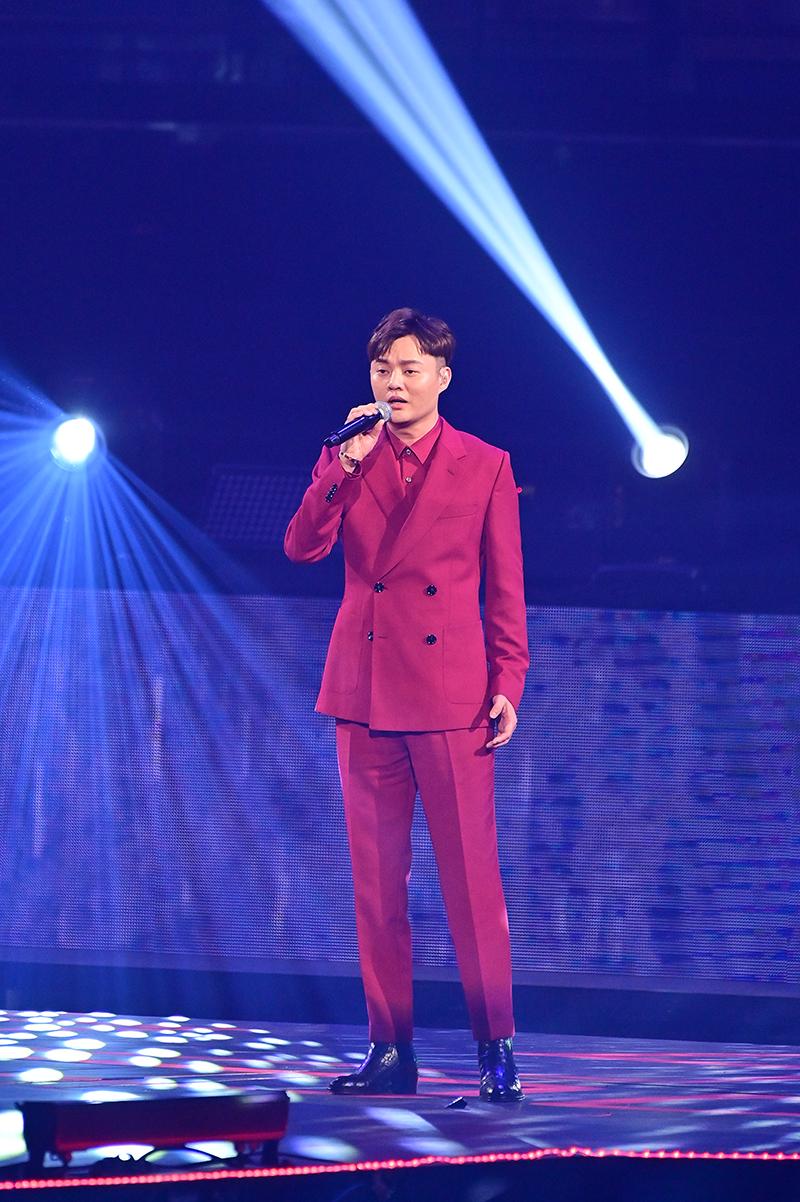 【車勢星聞】《2021超級巨星紅白藝能大賞》許富凱。(圖:台視提供)