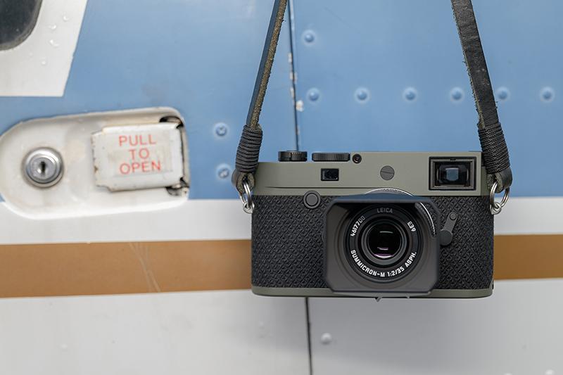 """徠卡M10-P """"記者版"""" 向這個時代偉大的新聞攝影師致敬。(圖:品牌提供)"""