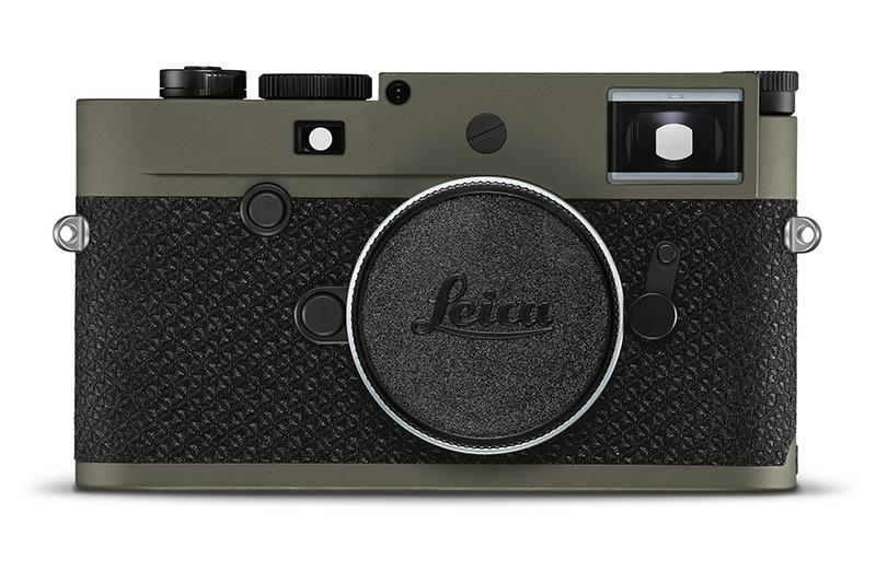 """徠卡M10-P """"記者版"""" 含相機鏡頭蓋_正面。(圖:品牌提供)"""