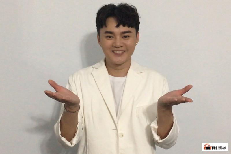 台語小天王許富凱親錄影片祝福車勢文化的朋友中秋節快樂!