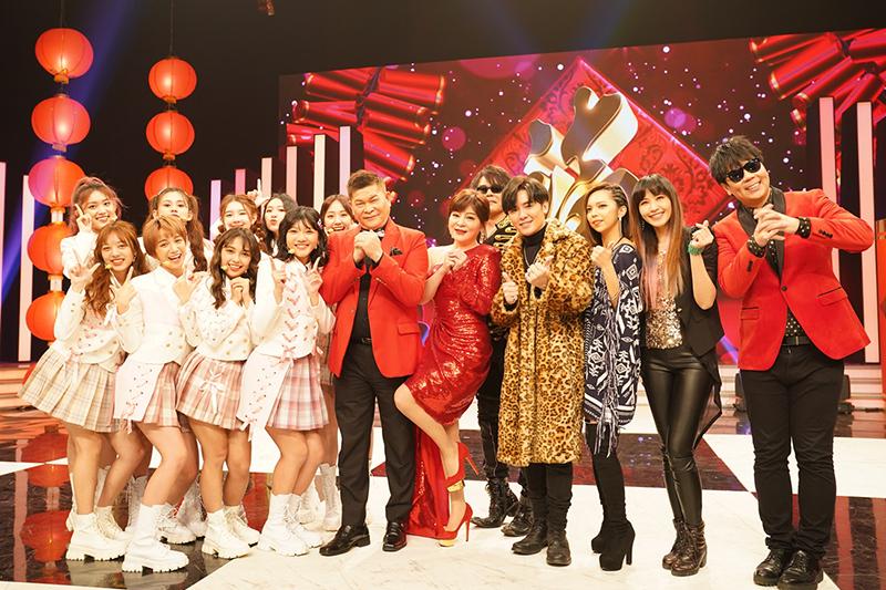 【車勢星聞】AMM亞洲心動娛樂首次推出「超年味新春特別節目」《牛轉乾坤好運到》。(圖:AMM亞洲心動娛樂提供)