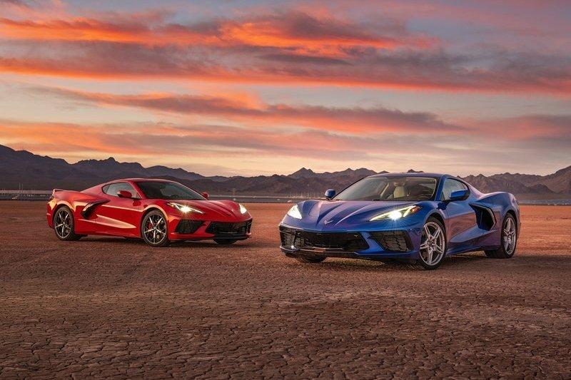 屆時大家熟悉的Corvette也會變成電動車。