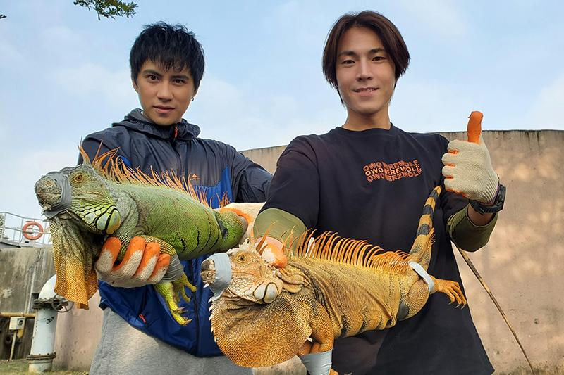【車勢星聞】《世界第一等》唐振剛(右)、潘君侖(左)首次合體。(圖:八大提供)