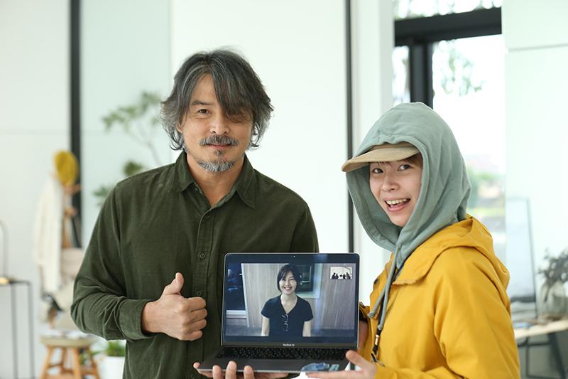 【車勢星聞】李銘順(左起)告假演出孫燕姿《餘額》MV 。(圖:環球提供)