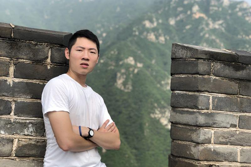 《好好聽FM》舉辦的「第一屆播客大賽」冠軍王遵銘(圖:王遵銘提供)