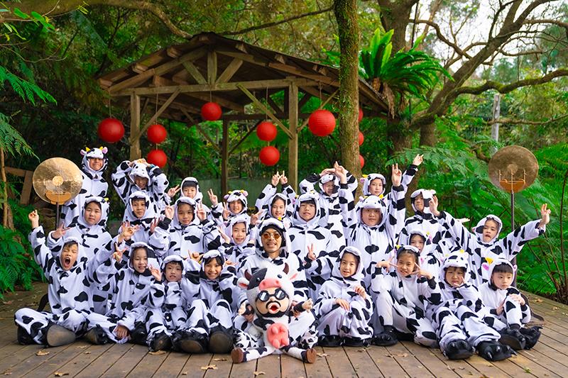 【車勢星聞】黃明志推出賀歲歌曲《我是一隻牛》。(圖:亞洲通文創提供)