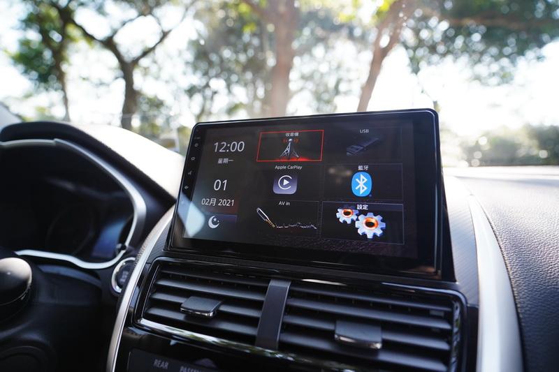 手機連結功能依舊只有Apple Carplay,Android Auto在小改款上仍未入列