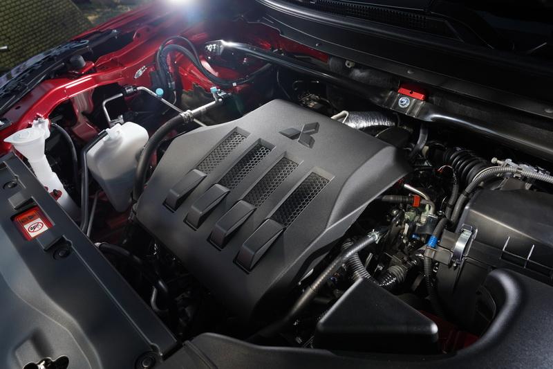動力輸出仍維持原本可輸出163匹馬力的1.5升四缸渦輪增壓引擎