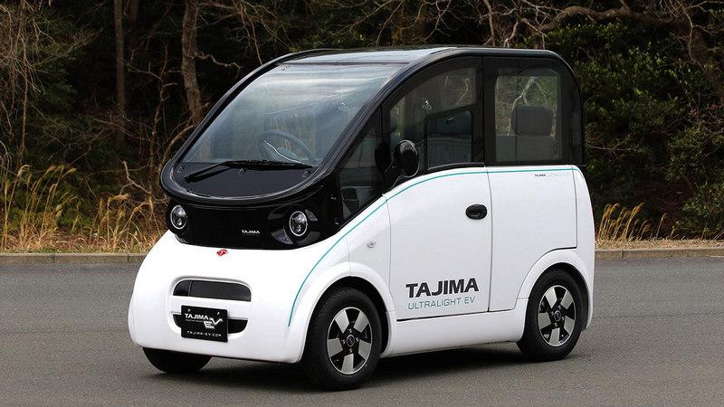 Idemitsu出光為尋出路與Tajima合作推出電動車,之後會在旗下加油站販售。