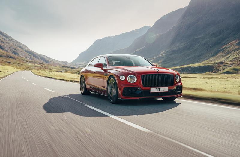 【車勢星聞】專訪∕王振諾夢想車款目前是Bentley的四門房車。(示意圖:資料照)