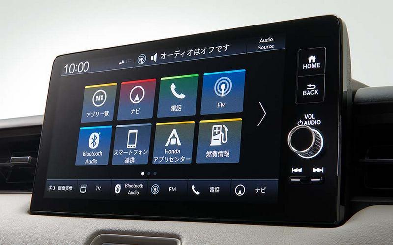 Honda Connect讓HR-V具有數位鑰匙、遠端開啟空調等功能。