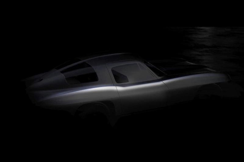 AVA推出電動化Corvette C2,預計近期就會亮相。