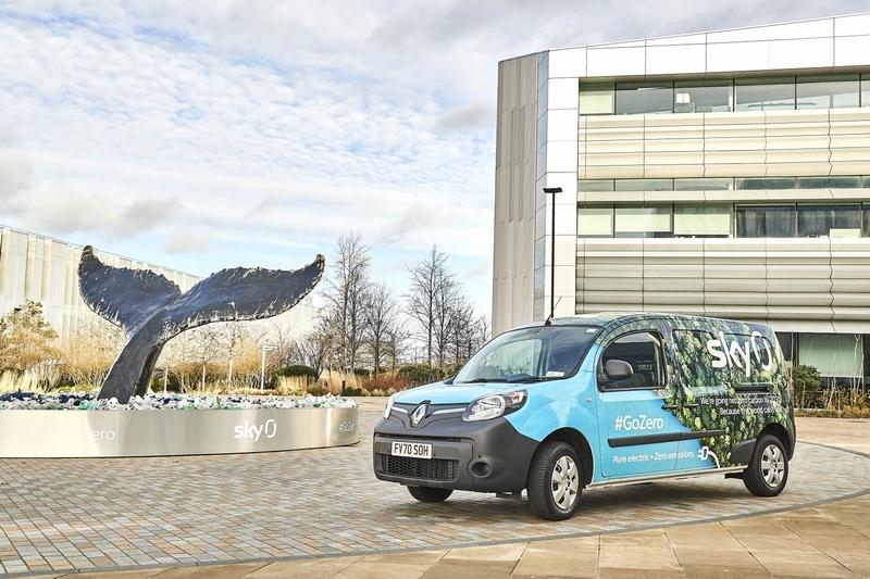 Renault一方面推出電動車,另一方面也與Faurecia合作開發儲氫系統,及與Plug Power公司合作開發氫燃料輕商用車。
