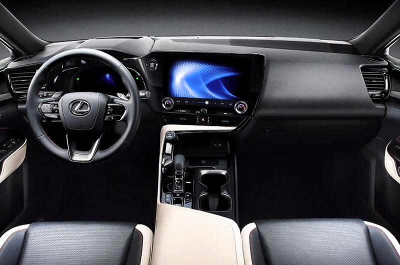 座艙進行全面改革,數位儀表與大尺吋中控螢幕讓座艙呈現簡潔風格。