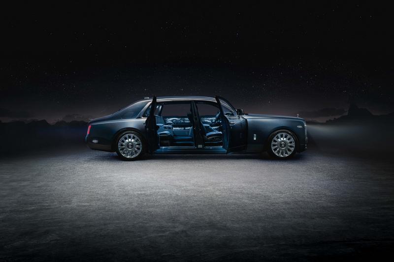 Rolls-Royce推出限量20台Phantom Tempus。