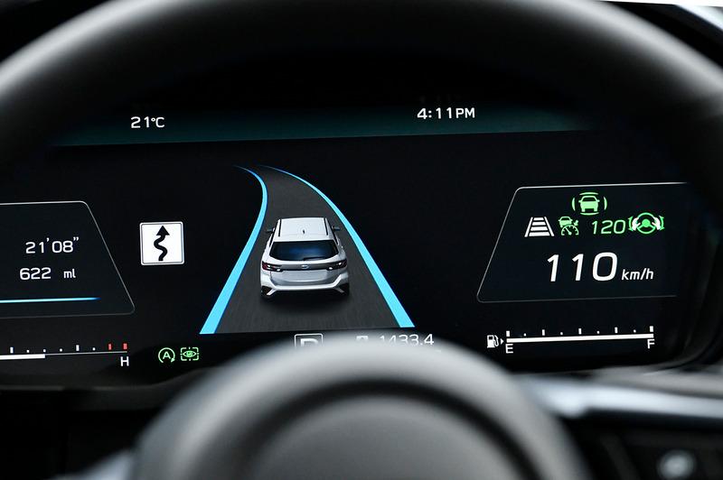 不管新世代Impreza是否會有渦輪引擎,Eyesight系統都會更聰明先進。