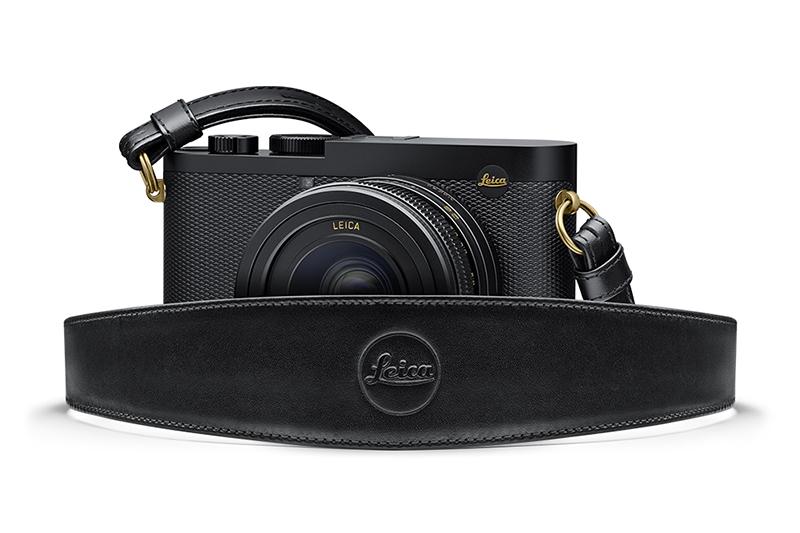 徠卡Q2《Daniel Craig x Greg Williams聯名款》相機,全球限量750台,建議售價218,000。(圖:品牌提供)