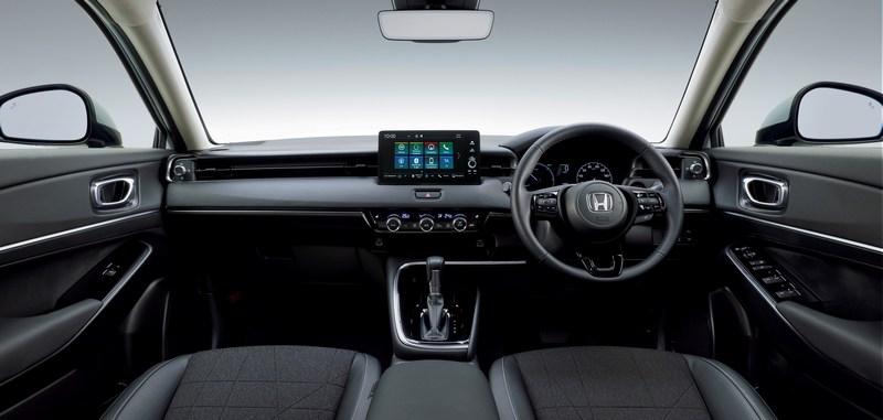 新世代CR-V預計會有與HR-V相似的座艙設計。