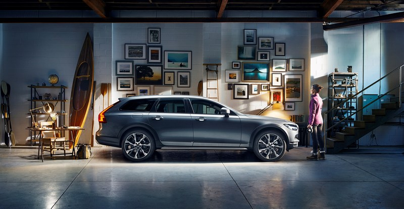 Volvo目前有S60/S90、V60/V90、V60 Cross Country/V90 Cross Country車型,對Volvo來說有點太多,