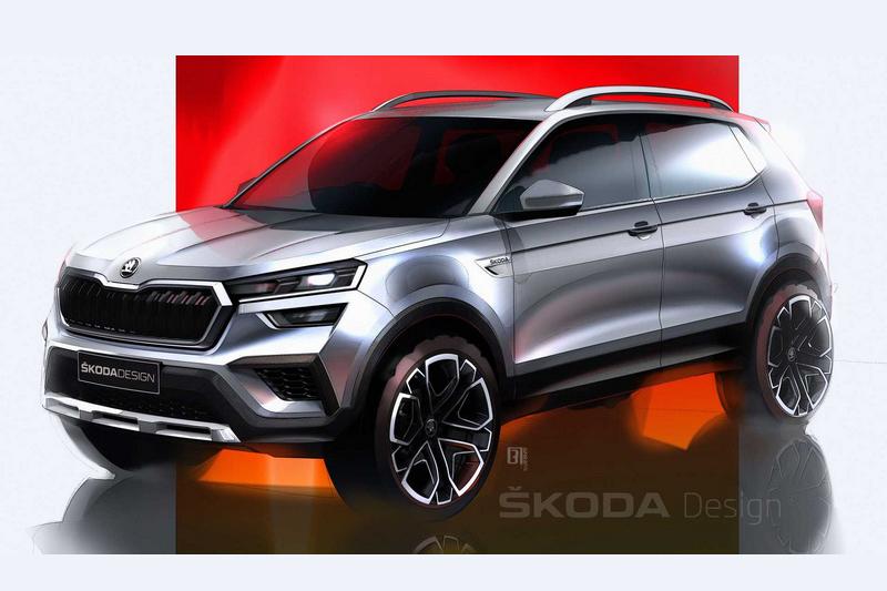 Skod將於3/18發表印度市場專屬的Kushaq。