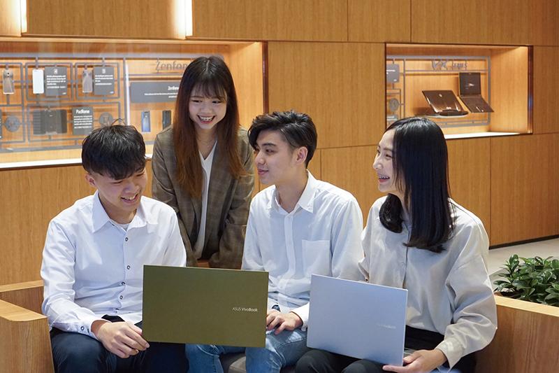 華碩自2005年起投入青年職場能力培訓,啟動華碩校園CEO實習計畫,超過1,500位優秀青年參與、連續四年榮獲臺北市政府「菁業獎」。(圖:品牌提供)