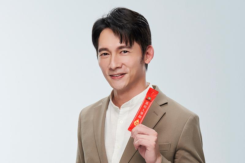 【車勢星聞】溫昇豪擔任黑松生技H+首位年度代言人,官網歡慶推優惠。(圖:黑松生技H+提供)
